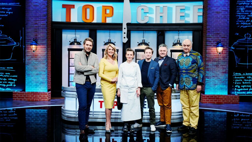 Top Chef realizacje prospero product placement