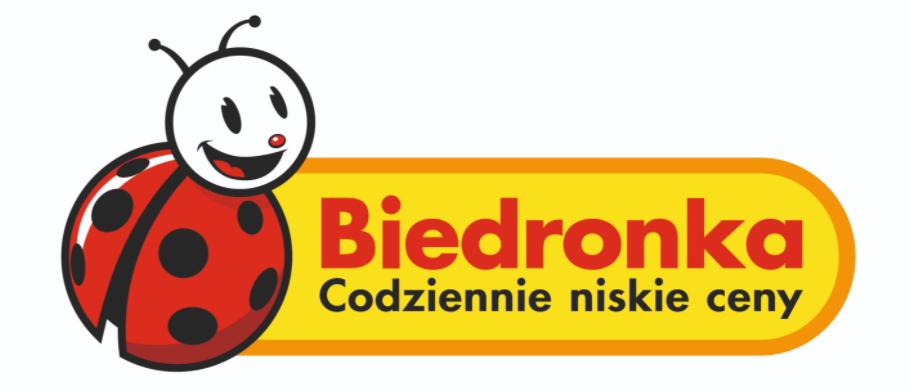 biedronka logo OK